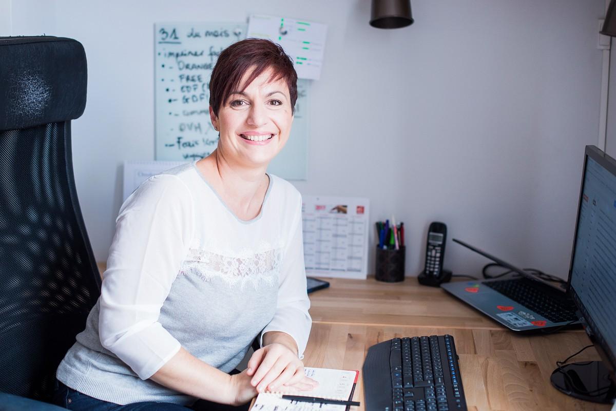 photographe portrait entrepreneur Croix